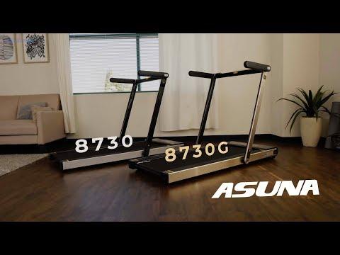ASUNA 8730G Slim Folding Motorized Treadmill
