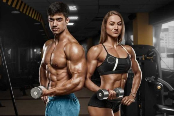 build muscle with light weight workouts - joint friendly strength training