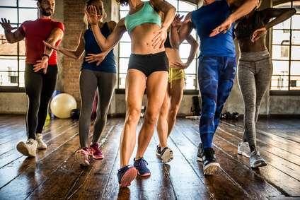 hip hop workouts to lose weight from home