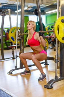 how to do squats properly