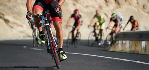 riding bikes for exercise