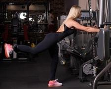 kickbacks bigger butt exercise