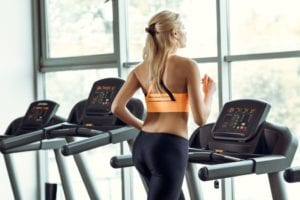 treadmill glute workout