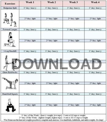 12 Week Glute Program PDF download home v2
