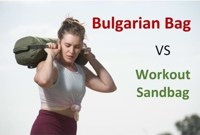 Bulgarian Workout Bag vs Sandbag