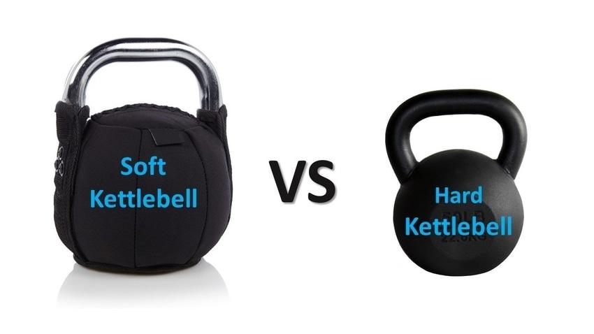 soft kettlebell vs hardstyle