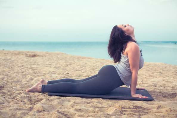 yoga for overweight plus size beginners tips