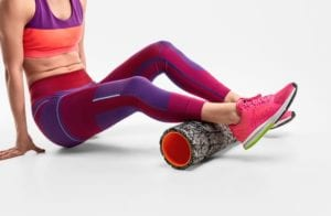 when to foam roll before or after a workout?