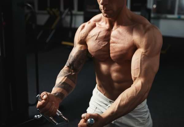 biceps pump
