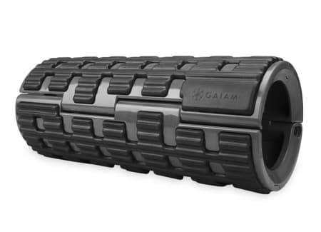 Gaiam collapsible foam roller