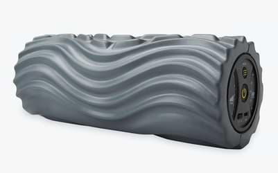 Gaiam Restore 6-speed vibrating foam roller
