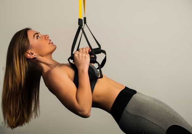 best suspension training straps review