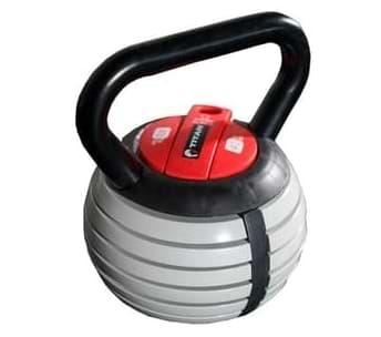 titan fitness best adjustable kettlebell