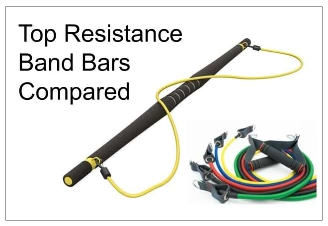 best resistance band bars reviewed