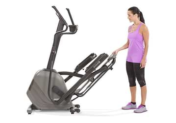 Evolve 3 best collapsible elliptical by Horizon
